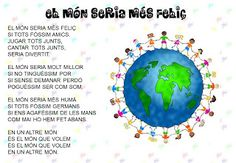 Material d'infantil: cançons Conte, Musical, Riddles, Valencia, Kids Songs, World, Nursery Rhymes, Note Cards