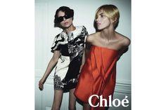 Chloe Ad | Anja Rubik