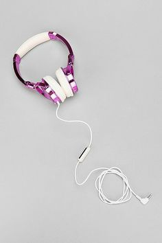 LMNT Metallic Headphones