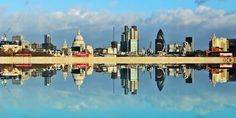 London Skyline Photograph