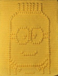 Minion Baby Blanket pattern on Craftsy.com  $4