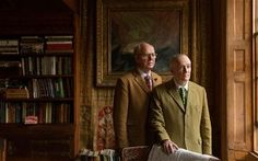 'Opposition fired us': Gilbert and George at home