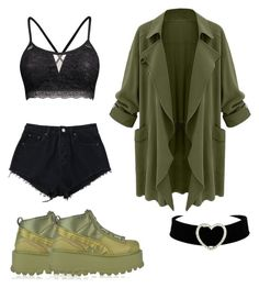 """""""Untitled #255"""" by dahianne-g on Polyvore featuring Puma"""