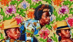 Caribbean Culture and Music Kehinde Wiley, Caribbean Culture, Fashion Show, Fashion Trends, People Around The World, Jamaica, Artist, Painting, Runway Fashion