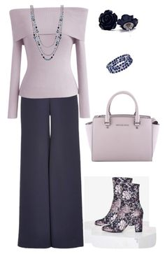 """""""Untitled #196"""" by gdhlady on Polyvore featuring River Island, Chicwish, Simply Vera, Nasty Gal, Chaps and MICHAEL Michael Kors"""
