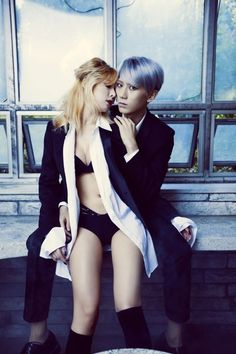 HyunA-Hyunseung Trouble Maker Come Back Stronger and Sexier? More: http://www.kpopstarz.com/articles/46596/20131023/trouble-maker-comeback.htm