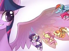 Witch My Little Pony character are you?