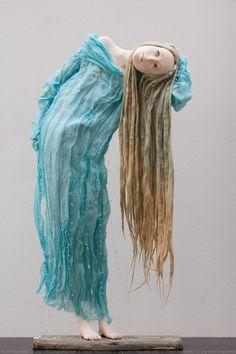 Сначала был Махал Макакаако! - XI-я ежегодная выставка художественных кукол DOLLART.RU-2013 в галерее М'АРС