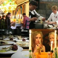 love this- pop-up restaurant open for 52 hours straight alternating between 13 famous chefs