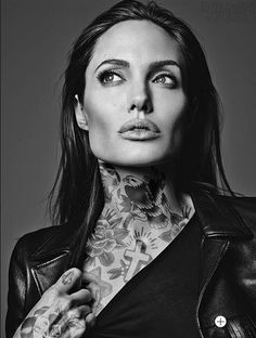 Got Ink Our Favourite Celebrities Get Tattoo Makeovers PICTURES - Artist reimagines celebrities covered in tattoos