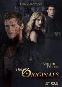 The Originals Fan Art Klaus, Rebekah, Elijah
