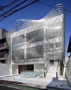 Amano Design Office. Dear Jingumae Project. Shibuya. Tokyo. Japan. #design