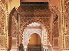 Hotel La Mamounia en Marrakech,
