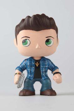 Supernatural Dean Winchester Custom Funko Pop by SupernaturalPops