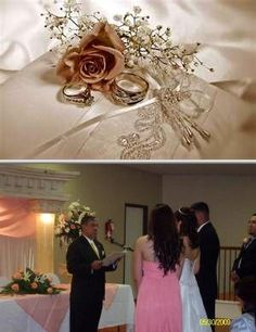 Universal Love Church is a licensed business that provides officiating services. They do  traditional, contemporary, civil, interfaith, and interdenominational wedding ceremonies, among others.