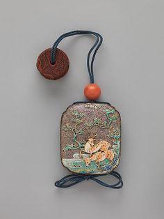Инро - японские карманы - Ярмарка Мастеров - ручная работа, handmade