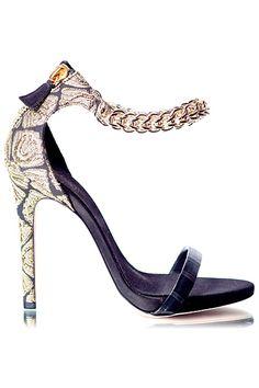 #Stunning Women Shoes #Shoes Addict #Beautiful High Heels #Wonderful Shoes #Shoe Porn Giambattista Valli