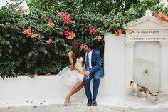 Ρομαντικος γαμος στην Αθηνα   Αμαρυλλις & Παναγιωτης - EverAfter