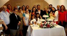 De Miami a la Costa da Morte para celebrar dos comuniones