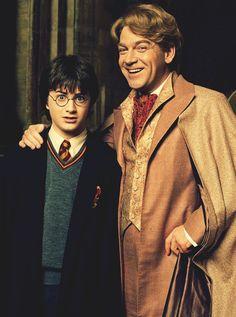 Harry and Lockhart