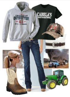 Only that should be and International Harvester not a John Deere #redtractorsforlife ❤