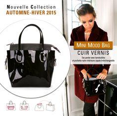Mini Mood Bag Vernis