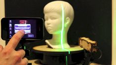 Moedls - Mobile 3d Laser Scanner - Entry in Engadget's Insert Coin compe...