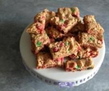 Thermomix Recipe -- Easy M'n'M Slice by Angie - Recipe of category Baking - sweet