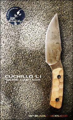 Bladetricks Leopard 30 anniversary L1 Knife