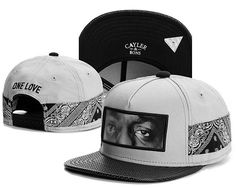 Cayler & Sons Baseball Caps Adjustable Snapbacks