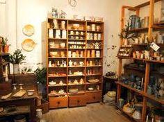 small pottery studio