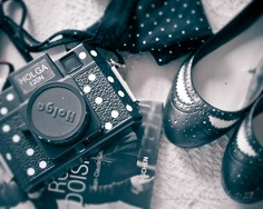 Holgadot or how personalized your Holga Camera