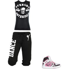 Avenged Sevenfold Dance outfit - Polyvore