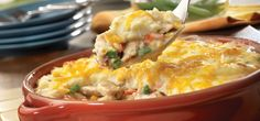 Easy Chicken Shepards Pie