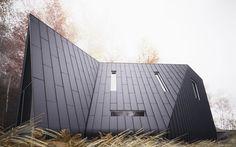 The Modern Hut: Allandale House by William O'Brien Jr