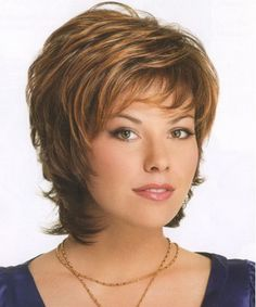 short hairstyles round face over 50   ... ;Beautiful Short Hairstyles for Women Over 60 with Round Facesquot