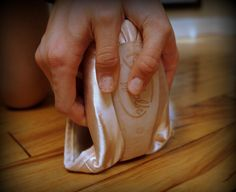 You know how to break in pointe shoes, and you know that its spelled POINTE. And 26 other signs you were a Dance Kid :)
