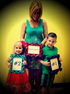 Pregnancy Announcement for #3