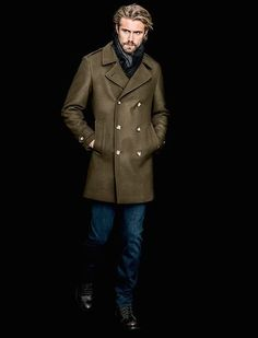 Street style tendance : mens fashion & style  7 For All Mankind Autumn/Winter 2014