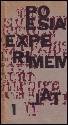Poesia experimental: 1º caderno antológico