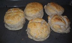 My boyfriend said this was  my best batch of buttermilk biscuits. Used pioneer womans recipe