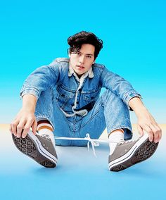 Cole Sprouse by Ryan McGinley for Converse.