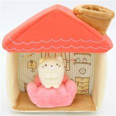 Sumikkogurashi animal home plush toy storage box 2