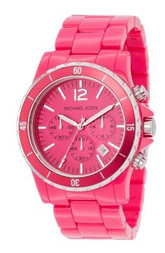 HOT PINK  Michael Kors.... Holy I'm in ❤❤❤❤❤❤❤❤❤❤❤❤❤❤❤❤❤❤❤❤❤❤❤❤❤❤❤❤❤❤❤ Christmas is right around the corner lol!