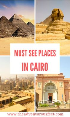 Heading to Cairo, Egypt? Here are the best places to visit in Cairo that you should not miss out. #thingstodoincairo #thingstodoincairoegypt #cairoegypt #traveltoegypt #destinationcairo #traveltoegypt