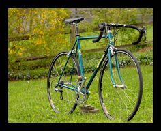vintage roadbike