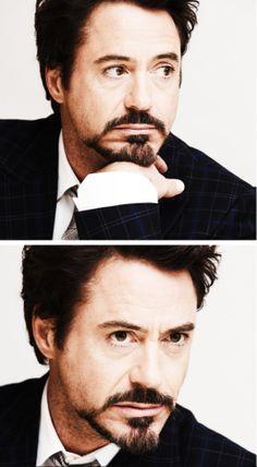 Robert Downey Jr.: intensity