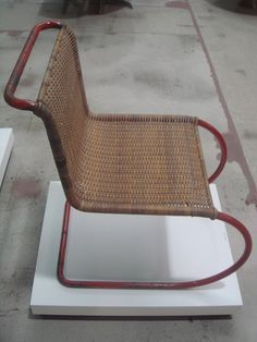 MR 10 Chair, Ludwig Mies van Der Rohe and Lilly Reich