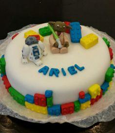 Bolo Lego Star Wars #gostosurasdadú #coisinhasdadú