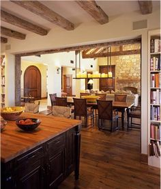Classic Traditional Dining Room by Ken Burghardt
